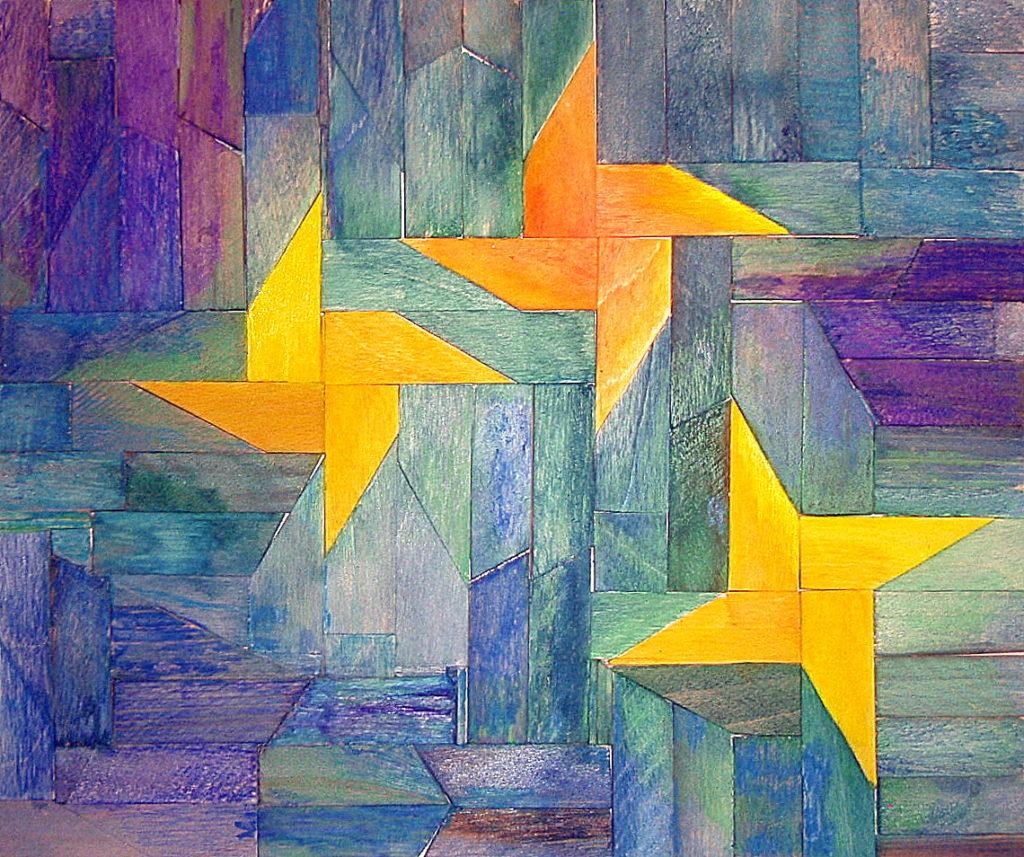 illustrative work stars