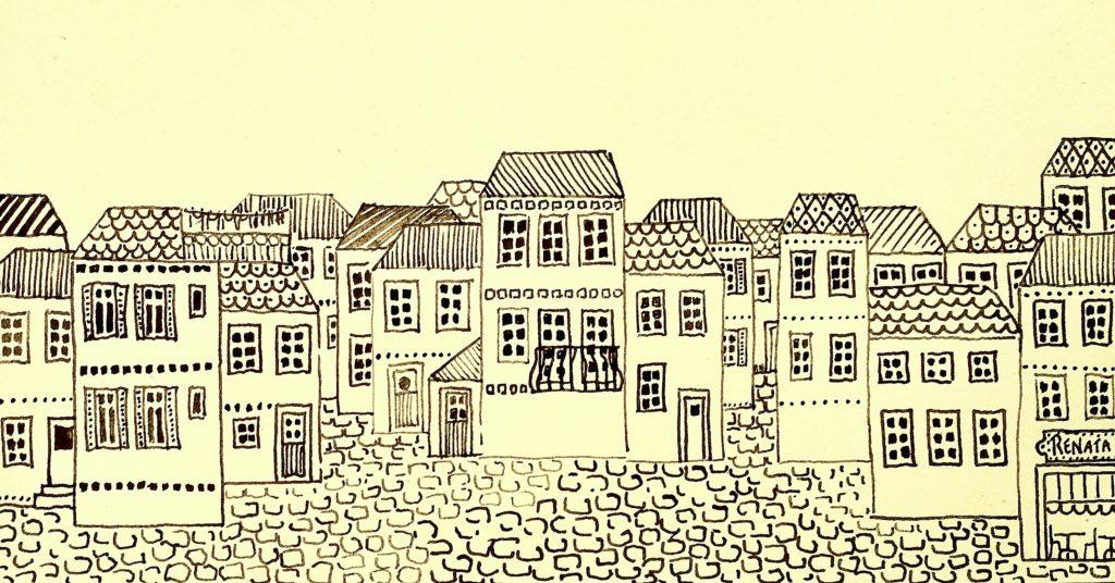 illustrative work small city