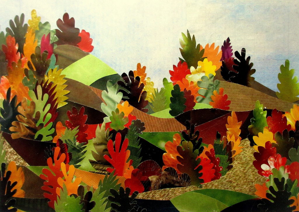 illustrative work autumn