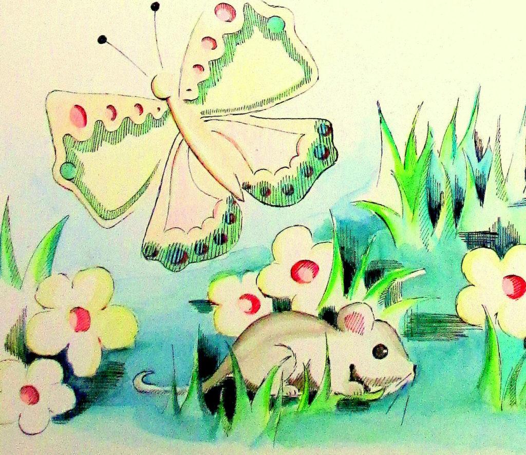 illustrative work spring